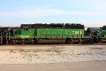 "BNSF power ""in-limbo"" at BRC Clearing."